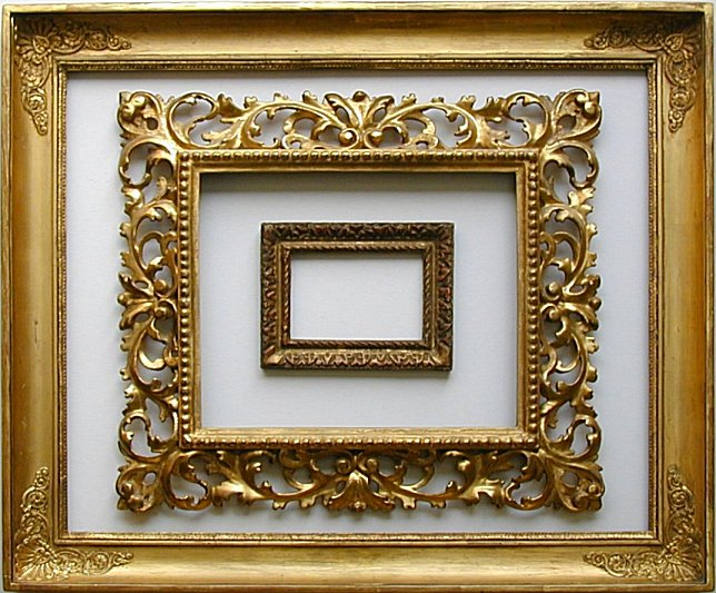 Frames the hypnotizer connie brannan cht 39 s hypnosis blog for How to make vintage frames