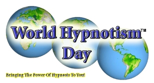 Celebrate World Hypnotism Day with us!