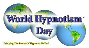 Celebrate World Hypnotism Day with us!