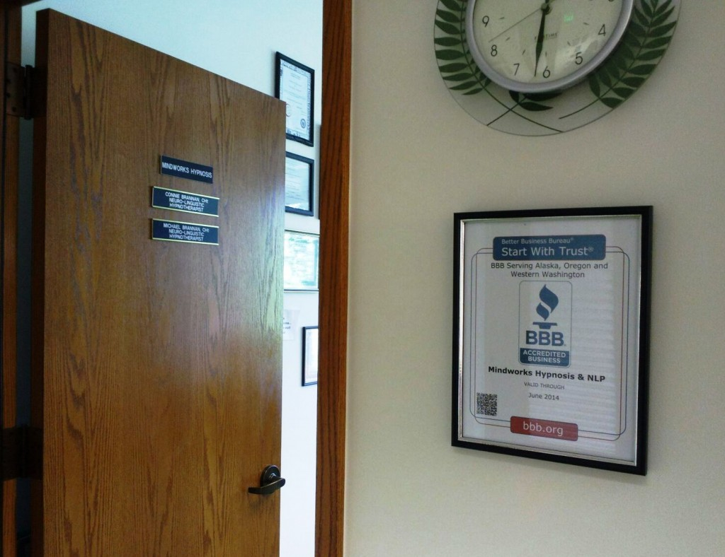 We are an Accredited Business with the Seattle area Better Business Bureau