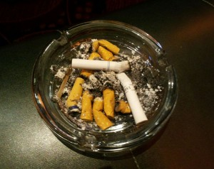 Great American Smokeout event