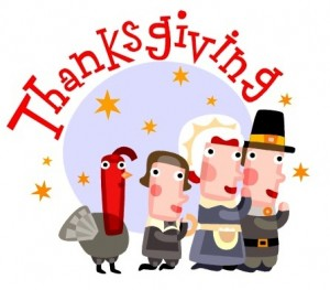 Happy Thanksgiving from Mindworks Hypnosis!