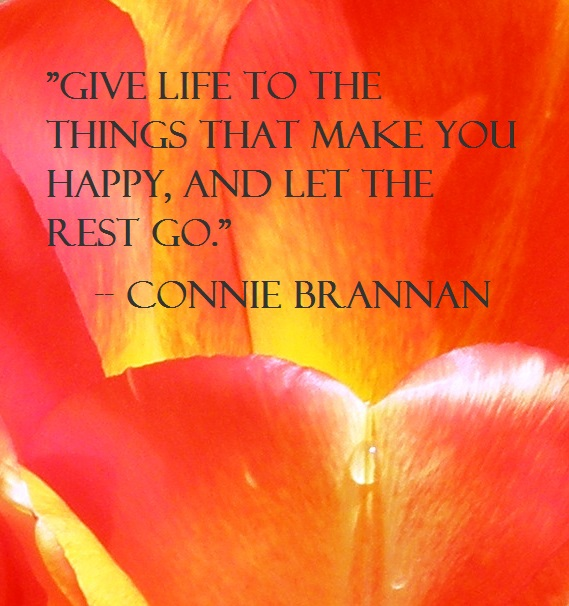 Give life to happy
