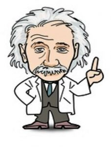 Albert Einstein shares our Mindset about change and the Mind.