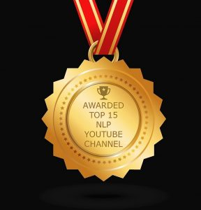 NLP Youtube Award for Mindworks Hypnosis & NLP