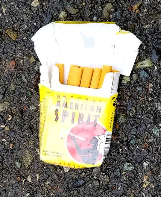 She threw away her cigarettes after working with Connie at Mindworks Hypnosis NLP.