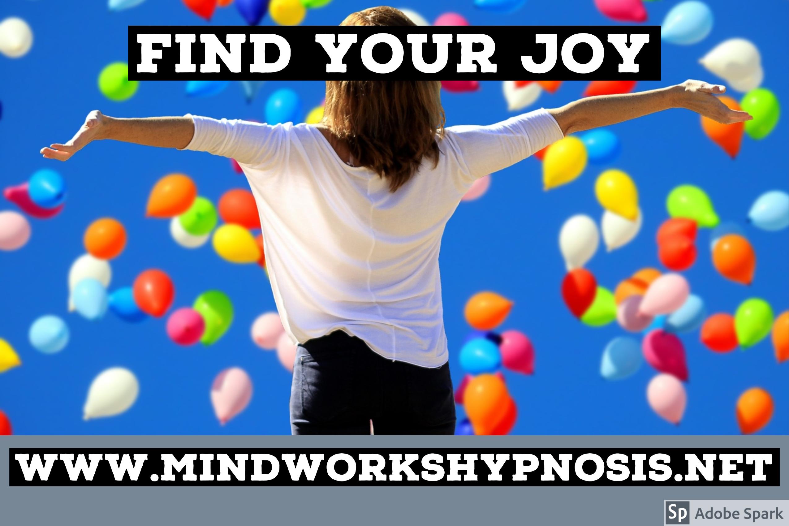 Find Your Joy with Mindworks Hypnosis & NLP Bellevue