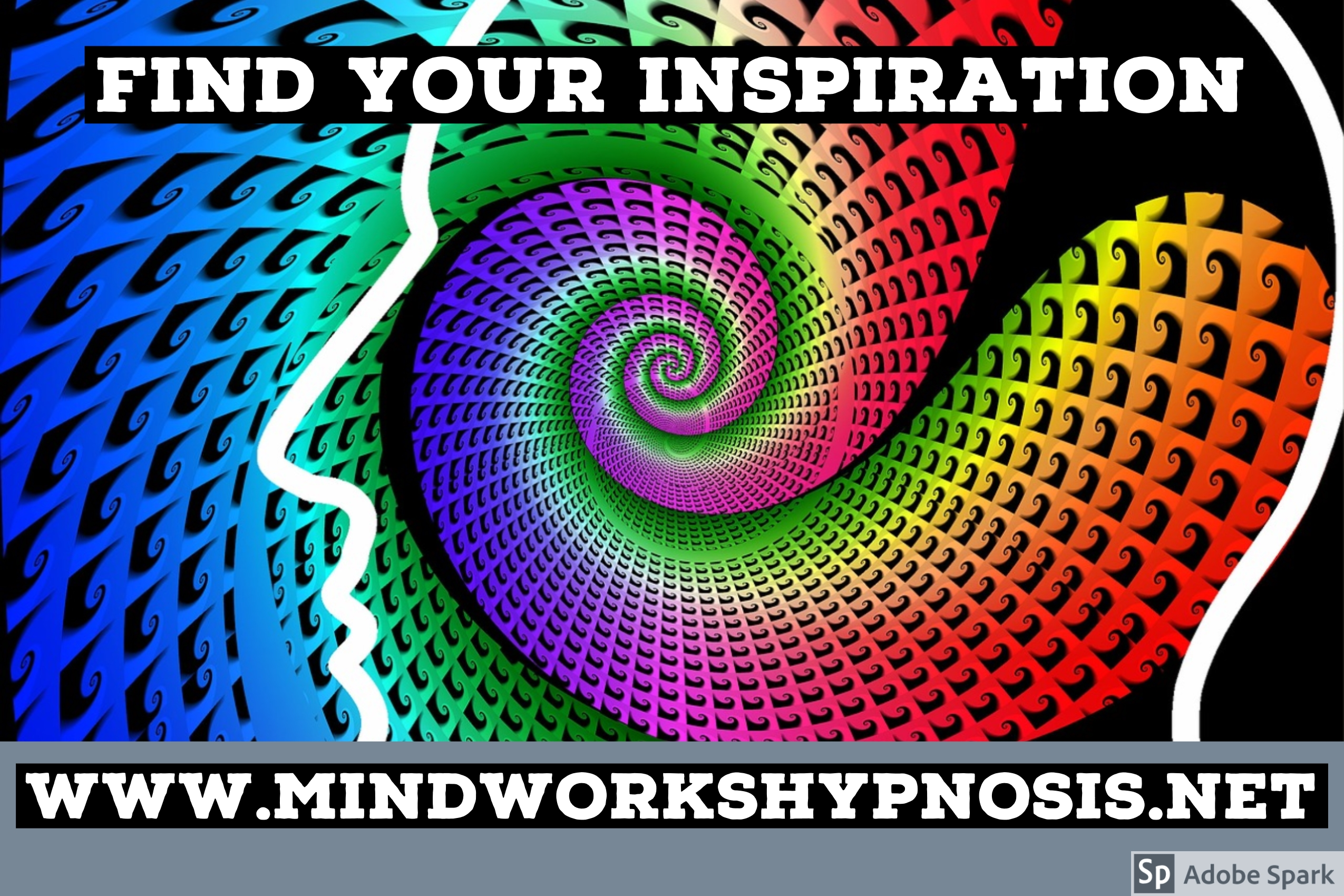 Find Your Inspiration with Mindworks Hypnosis & NLP Creative Thinking Services.