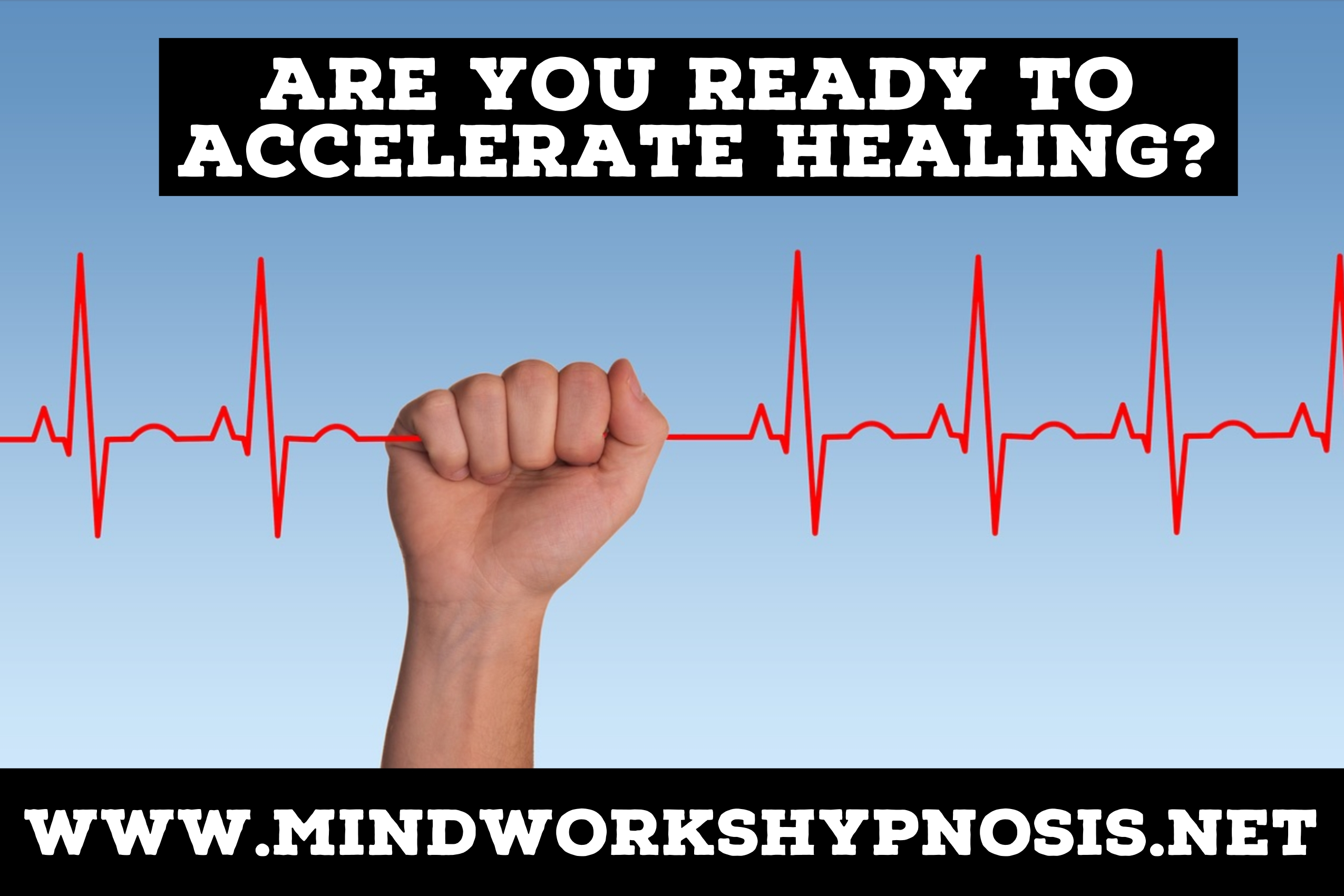 Are you ready to accelerate healing with hypnosis & NLP?