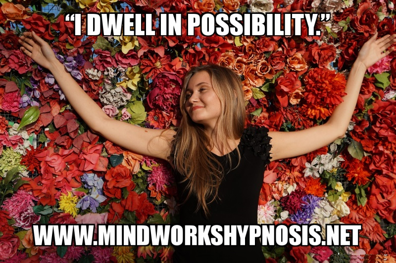Mindworks Hypnosis & NLP makes all things possible.