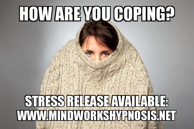 How are you coping with the coronavirus crisis?