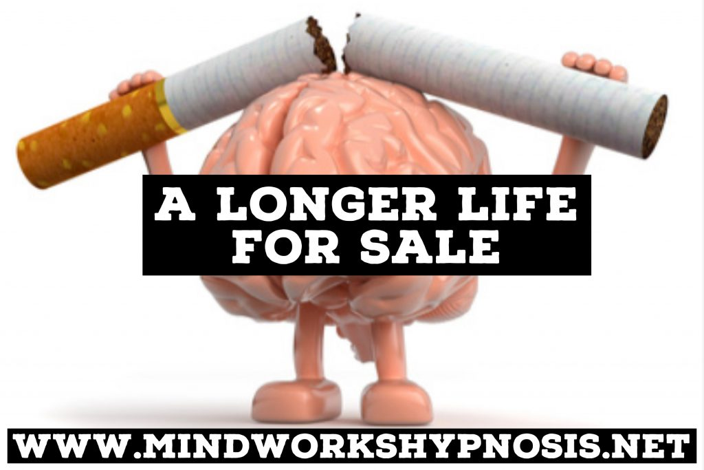 Quit Smoking through the power of your own mind via NLP Neuro-Linguistic Programming and Hypnotherapy